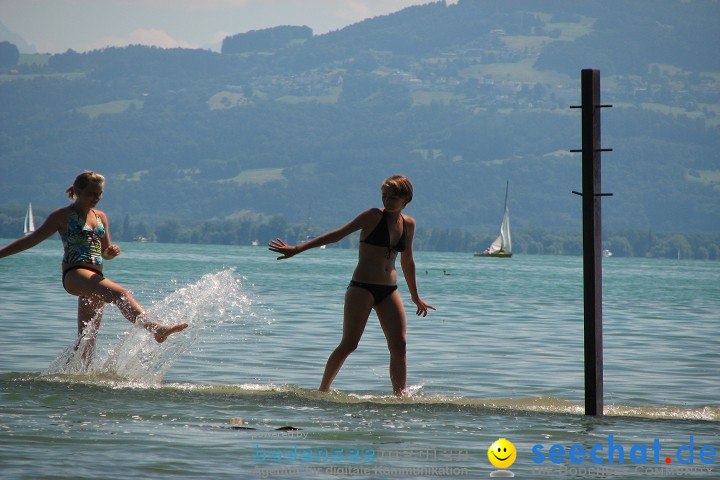 Badewannenrennen Wasserburg