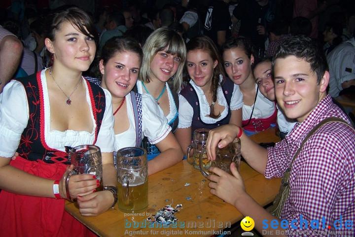 Schussenrieder Oktoberfest 2010: Bad Schussenried, 02.10.2010