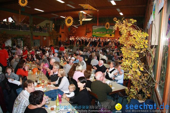 Mostfest 2010: Orsingen am Bodensee, 30.10.2010