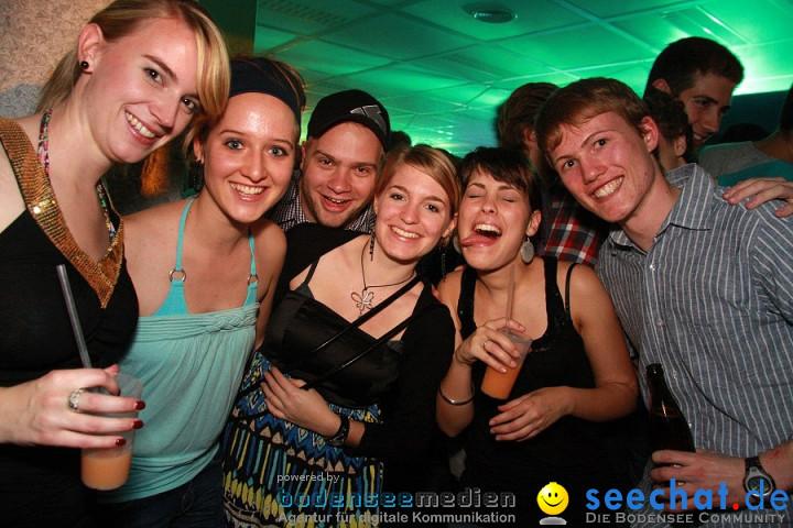 XXL-Studenten-Party: Weingarten, 03.11.2010