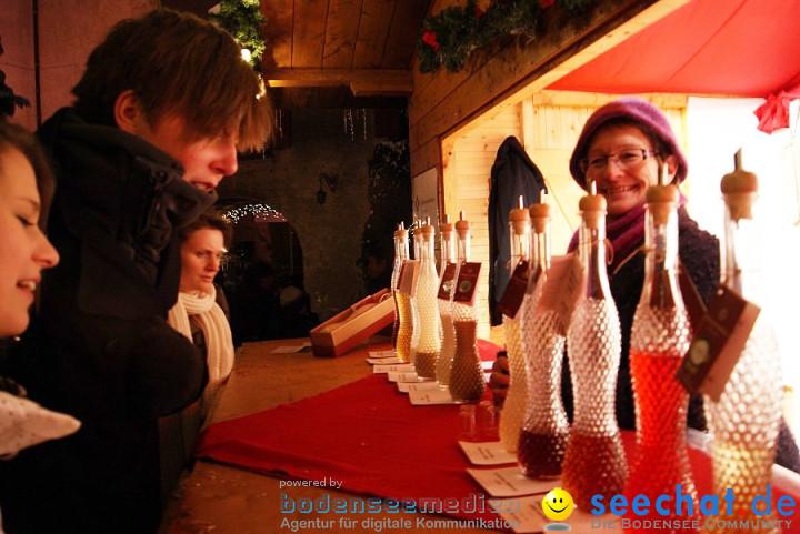 Historischer Weihnachtsmarkt 2010: Sigmaringen, 11.12.2010