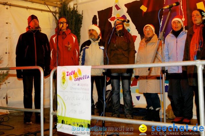 Weihnachtsmarkt: Radolfzell am Bodensee, 18.12.2010