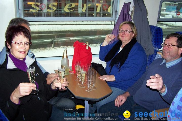 Weihnachtsmarkt mit Konzert: Basel - Schweiz, 19.12.2010