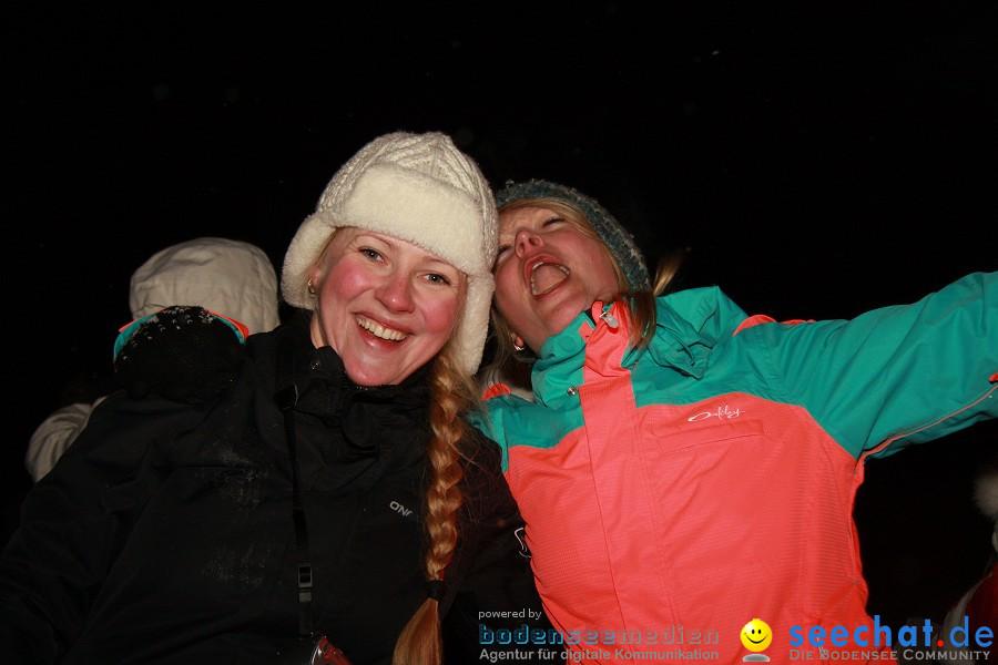 Skimax Perfect Sunday: Warth im Arlberg, 22.01.2011