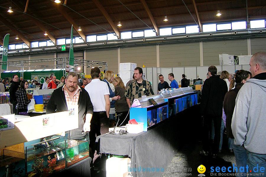 Aqua Fisch Messe Friedrichshafen 2011