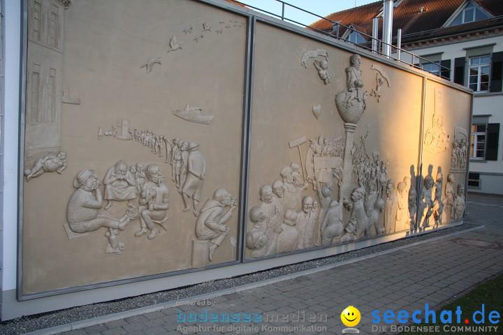 Relief: Ludwigs Erbe