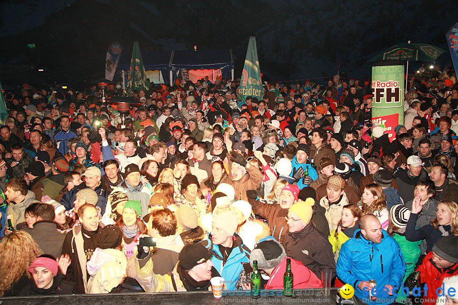 Skimax Perfect Sunday: Warth im Arlberg, 19.02.2011