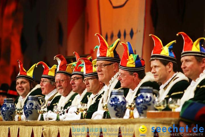 Narrengericht: Der Beklagte 2011: Frank Walter Steinmeier-SPD: Stockach am