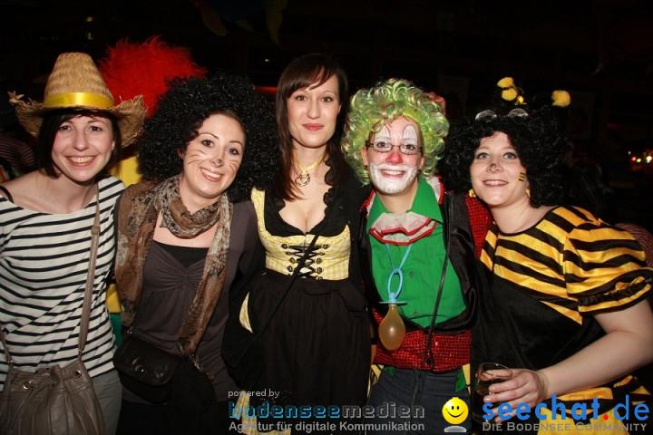 Stierball 2011 mit CRASH und YETIS: Wahlwies am Bodensee, 04.03.2011