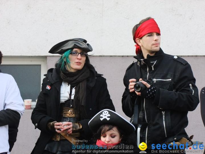 FASNACHTSUMZUG 2011: Friedrichshafen am Bodensee, 07.03.2011