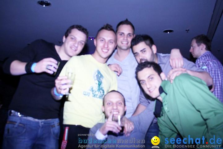 Skynight-Party im Hegau-Tower: Singen am Bodensee, 18.03.2011