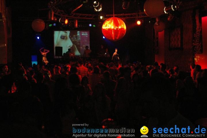 BigCityBeats - Vol. 14 Release Tour - Club Metropol: Friedrichshafen am Bod
