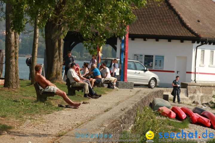 Ausflugsfahrt: Radolfzell - Insel Reichenau: Bodensee-Schifffahrt, 25.04.20